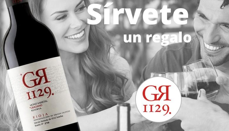 SIRVETE UN REGALO. TOREMACIEL GR1129
