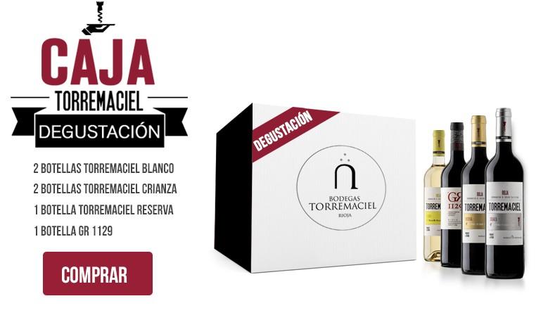 CAJA TORREMACIEL DEGUSTACIÓN